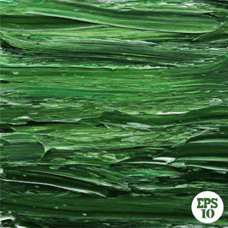 be green: Oil painted green background, design element. Can be used for cards, invitations, greetings, scrapbooking