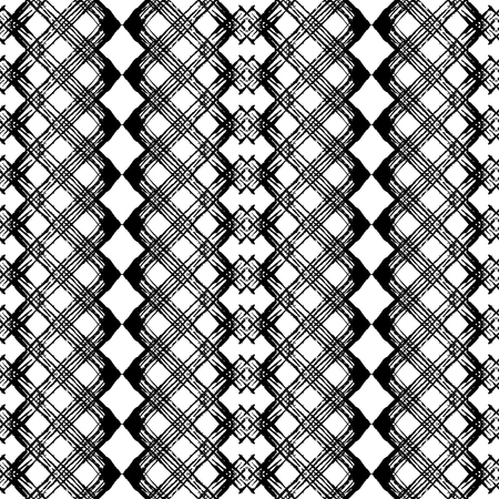 tile pattern: Abstract grunge minimalistic seamless pattern, design element Illustration
