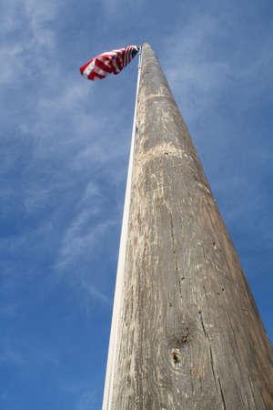 flagpole: Flagpole