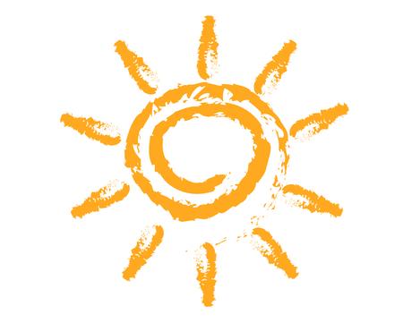 Vector - Sun icon