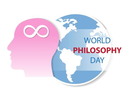 World Philosophy Day design