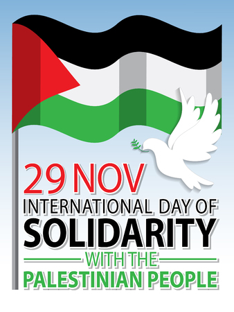 International Day of Solidarity with the Palestinian people on November 29 Background