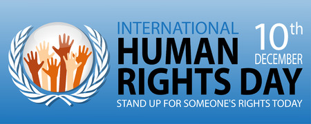 International Human Rights Day on December 10 Background