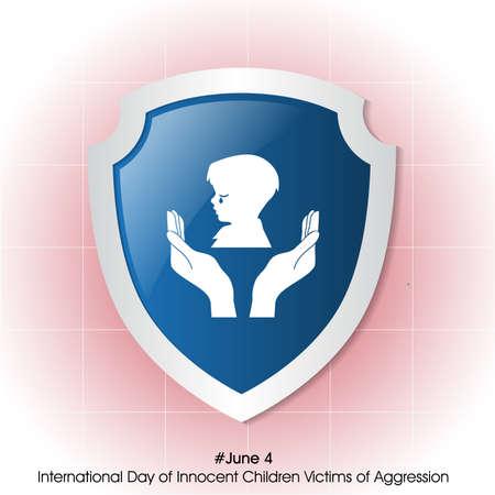 Día Internacional de los Niños Inocentes Víctimas de Agresión