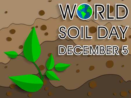 World Soil Day on December5 Background