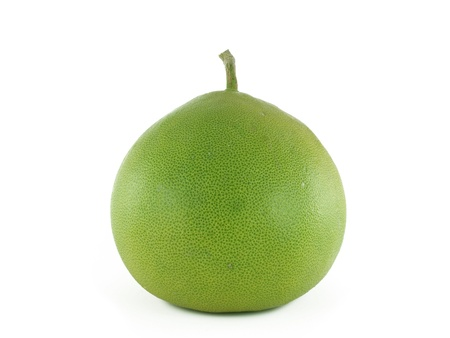 pummelo: pummelo fruit on white background