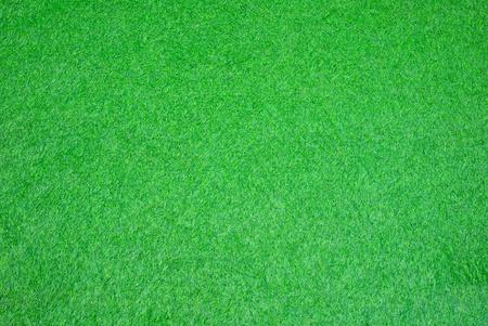 artificial grass on soccer football field