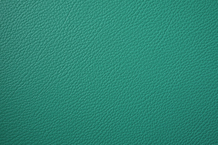 background of dark green artificial leather