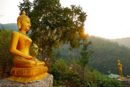 Buddha statue in Pratadinkwan