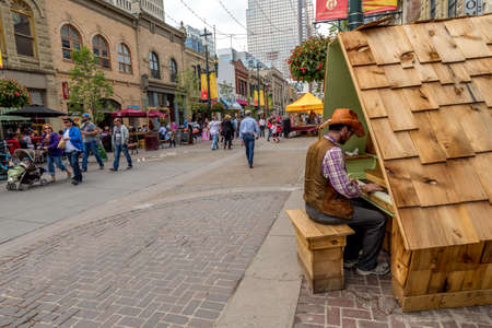 stampede: Calgary, Stampede, Canada
