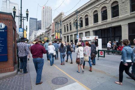 stampede: Calgary Stampede, Canada
