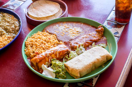 Mexican dish Imagens