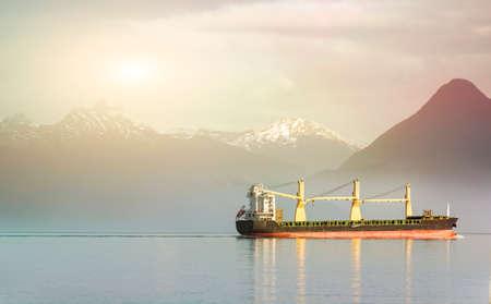 Ocean freight Imagens - 50768712