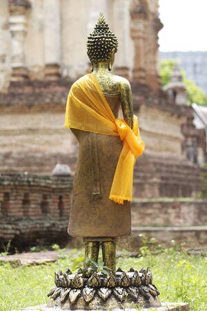 chaingmai: buddha in Chaingmai thailand Stock Photo