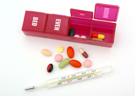 Medicine stuff Stock Photo