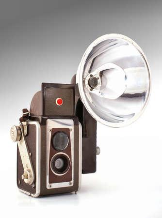 vintage camera: Old camera