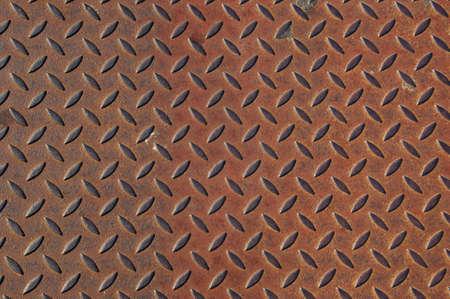 piastra acciaio: Arrugginito sfondo di lamiera di acciaio ondulato