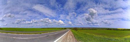Scenery panorama