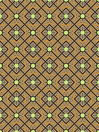 mediaeval: Abstract vector pattern