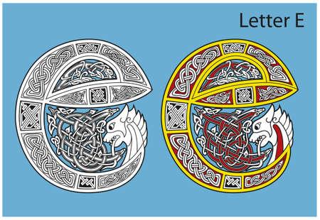 celtico: Antico alfabeto celtica (26 lettere)