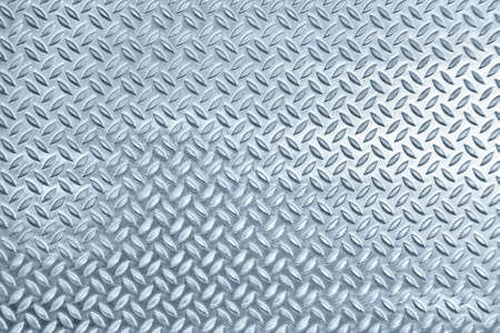 chequer: Chequer metal texture or background. Stock Photo