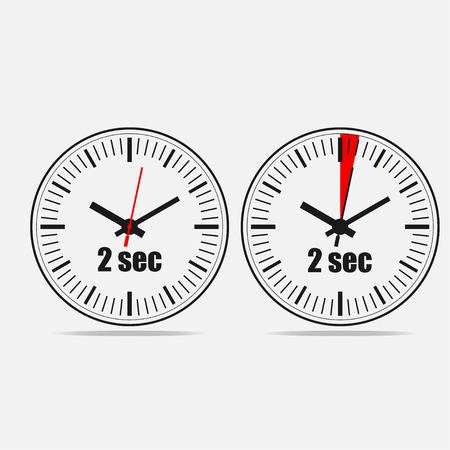 Two Seconds Clock