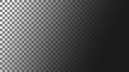 Transparent background imitation. Vector illustration EPS 10. Illustration