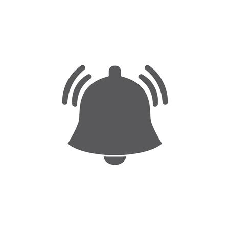 Ring bell icon. Notification line icons. Social Media element, User Interface sign. Vector illustration
