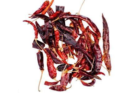 Dry-chilis-on-isolate-background