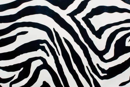 zebra print: Seamless colorful animal skin
