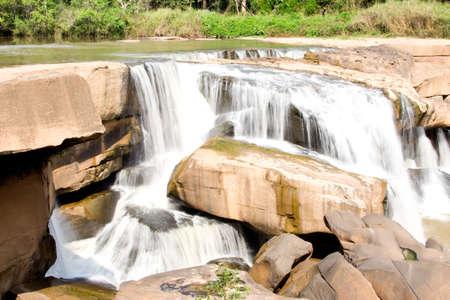 Kaengsopha Waterfall   in phetchabun , Thailand