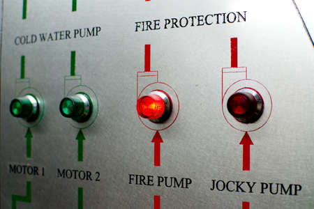 Fire Protection  Control Stock Photo - 17020747