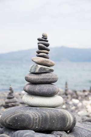 Balance of Stone Stock Photo - 18287662