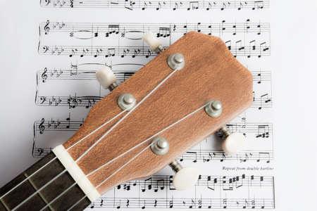 chords: Ukulele-on-Paper-Chords