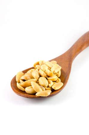Bean on white background Stock Photo