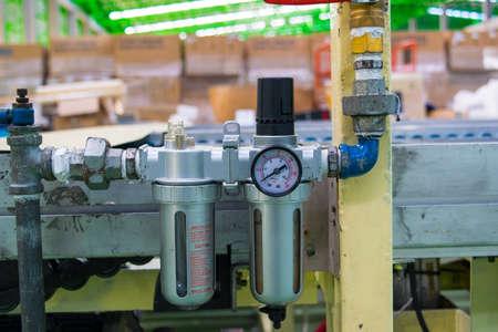 regulator: air filter regulator