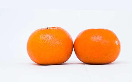 Oranje mandarijn