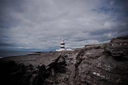 hook head lighthouse Stock Photo - 9387472