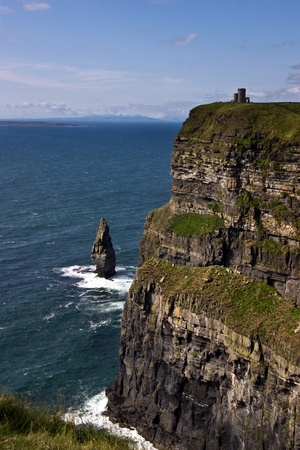 Cliffs of Moher, county clare, ireland photo