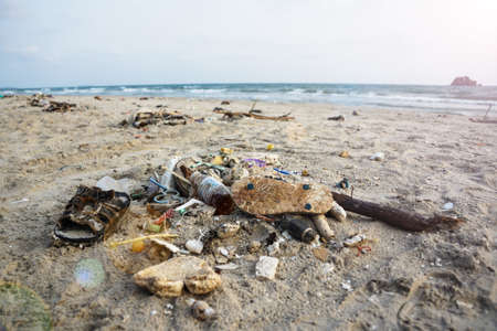 causes: Waste sands causes environmental pollution