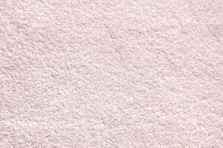 Pink white pastel rough crack cement texture stone concrete,rock plastered stucco wall; painted flat fade background gray solid floor grain.