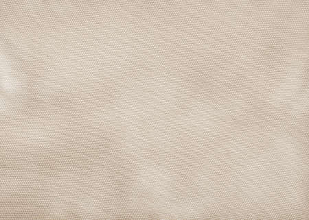 Brown sepia cotton fabric woven canvas texture with gray pattern background. Soft focus linen sack craft design. 写真素材