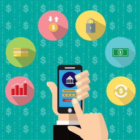 Mobiele codering Moet het beveiligingssysteem doorlopen Er zijn apparaten die moeten worden gecodeerd, zoals bankversleuteling.