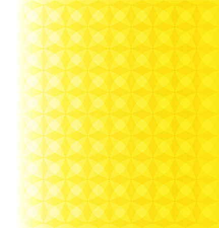 Geometric yellow pattern design 일러스트
