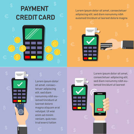 Payment business and finance icons use about info graphic.