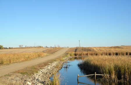 long road: long road Stock Photo