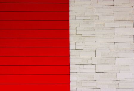 red and white wallpaper Stock Photo - 12722253
