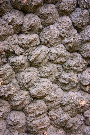 ragged: ragged stone Stock Photo
