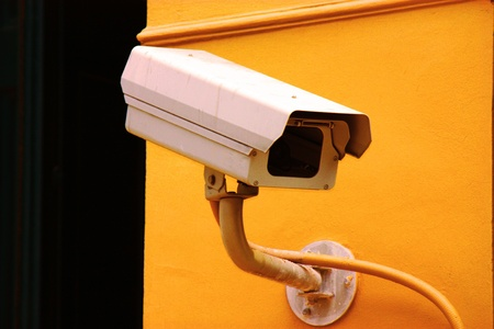 CCTV security camera Stock Photo - 13457315