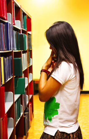 to think about: university studen is think about what to read for examination